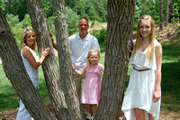 Outdoor Family Photo Shoot