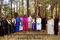 The Kairos Institute for Progressive Spiritual Study Graduation